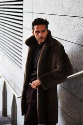 mink coats | Paolo Moretti Milan